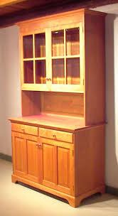 china hutch with beveled glass doors custom furniture shaker
