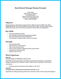 Retail Banker Resume Examples Awesome Starting Successful Career Personal