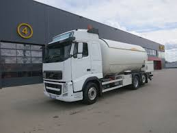100 26 Truck VOLVO FH 13500 000 Liter ADR Gas Trucks For Sale From