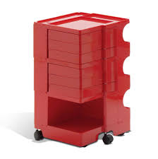 Plastic Drawers On Wheels by B36 6 Drawer Plastic Rolling Cabinet On Wheels Rolling Cart With