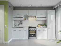 küche alina 320 weißlack küchenzeilen küchenblock