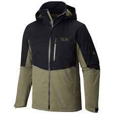 mountain hardwear south chute ski jacket men u0027s altrec com