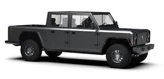 100 Truck Shows Bollinger Off B2 Allelectric Pickup Top Speed