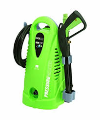 earthwise pwo1650 1 650 psi 1 6 gpm electric pressure washer