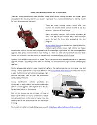 100 Highest Paid Truck Drivers All About Heavy Vehicle Driver Training By Jake Millsap Issuu