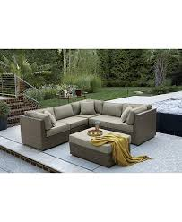 South Harbor Outdoor Modular Seating Collection Created for