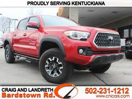 100 Used Trucks For Sale In Louisville Ky Cars For KY 40291 Craig And Landreth Cars