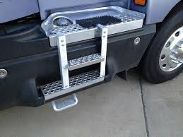 Step Extensions | Heavy Haulers RV Resource Guide Amp Research Powerstep Running Boards On A Gmc Sierra Denali Fast Turning Off On Range Rover Deployable Side Steps Step Exteions Heavy Haulers Rv Resource Guide Truck 101 Campways Accessory World 072018 Chevy Silverado Front Rear Lund 26410020 Amp Power Youtube 2018 Titan Pickup Accsories Nissan Usa One Up Offroad Bars Driven Sound And Security Marquette Kwikee Electric Extend Automatically When You Open Your Fab Fours