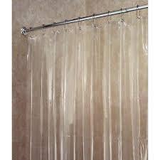 Window Curtains Walmartca by Wonderful Shower Liner Vinyl Clear Shower Liner Shower Curtain