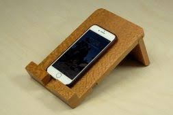 How To Make An IPad IPhone Tablet Or Smartphone Stand