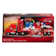 100 Disney Cars Mack Truck Hauler Pixar Playset Pixar