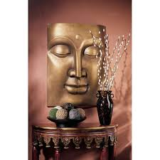 Grande The Serene Buddha Wall Décor INTERIORS Pinterest Decor