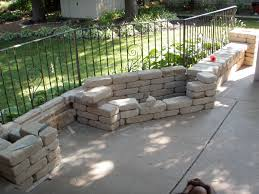 Menards Stone Patio Kits by Outdoor Kitchen August 2011 U2013 Emodel Your Home