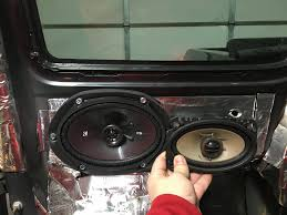 2003 Silverado Bose Subwoofer And Speaker Upgrade - Audio ... Cheap Dual 15 Inch Subwoofer Box Find Powerbass Pswb112t Loaded Truck Enclosure With A Single 4 10 Kicker Subwoofers In Single Cab Truck Youtube Gmc Sierra 2500hd Extended Cab 072013 Underseat Dodge Ram Quad Door 2002 2015 Loudest The World 2016 Tacoma Sound System Tacomabeast Best Rockford Fosgate Subwoofers Guide Reviews 2018 12004 Toyota Tacoma Double Cab Truck Dual Sub Box 1800wooferscom Jl Audio Header News Adds Stealthbox Sub Center Console Install Creating A Centerpiece Truckin Basics Of Car Speakers And 6 Steps Pictures Toyota Double Stereo Speaker Upgrade