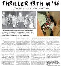 Halloween Lexington Kentucky 2015 by 2014 Lexington Thriller U0026 Halloween Parade To Take Over Downtown