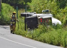 Propane Truck Overturns Into Ditch Off Manor Township Road | Local ... Overturned Propane Delivery Truck Towed From Accident Scene See Propane Truck Closes Road For Hours First State Update Overturns Into Ditch Off Manor Township Road Local In Rollover East Of Ellsworth River Falls Journal Car Burns Next To Tank After Crashing Freeway One Injured Tanker On Hwy 61 Monday I40 Oklahoma Blocked Leads Fire Crash Blocks County Fire Finally Out Fmcsa Rescinds Exemption Allowing Truckers Drive Longer Viral Video Explodes Highway Insane Fireball Driver News Wincheerstarcom