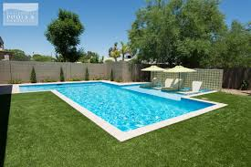 Modern Pool, Pool Shelf, Minimal Coping With Grass | Main St. Pool ... Amazing Small Backyard Landscaping Ideas Arizona Images Design Arizona Backyard Ideas Dawnwatsonme How To Make Your More Fun Diy Yard Revamp Remodel Living Landscape Splash Pad Contemporary Living Room Fniture For Small Custom Fire Pit Tables Az Front Yard Phoeni The Rolitz For Privacy Backyardideanet I Am So Doing This In My Block Wall Murals
