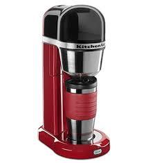 KitchenAid KCM0402ER Coffee Maker Empire Red