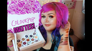 Colourpop Matte Collection Haul And Swatches Huge Colourpop Haul Lipsticks Eyeshadows Foundation Palettes More Colourpop Blushes Tips And Tricks Demo How To Apply A Discount Or Access Code Your Order Colourpop X Eva Gutowski The Entire Collection Tutorial Swatches Review Tanya Feifel Ultra Satin Lips Lip Swatches Review Makeup Geek Coupon Youtube Dose Of Colors Full Face Using Only New No Filter Sted Makeup Favorites Must Haves Promo Coupon