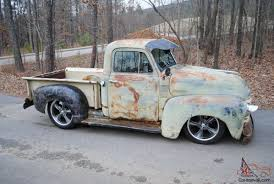 100 1951 Chevy Truck For Sale No Reserve Rat Rod Patina 3100 Hot Rod C10 F100