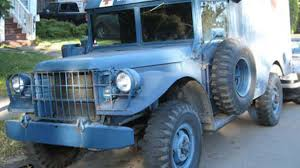 The Ten Coolest American Military Land Vehicles 1952 Dodge M37 Military Ww2 Truck Beautifully Restored Bullet Motors Power Wagon V8 Auto For Sale Cars And 1954 44 Pickup 1953 Army Short Tour Youtube Not Running 2450 Old Wdx Wc 1964 Pickup Truck Item Dc0269 Sold April 3 Go 34 Ton 4x4 Cargo Walk Around Page 1 Power Wagon Kaiser Etc Pinterest Trucks Wiki Fandom Powered By Wikia
