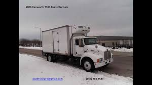For Sale 2006 T300 Reefer Box Truck Used Truck Pro 866-481-8543 ...