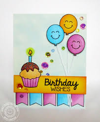 Birthday Smiles Girly Birthday Card Ideas