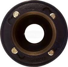 zurn zn211 5be p non membrane funnel floor drain w medium duty