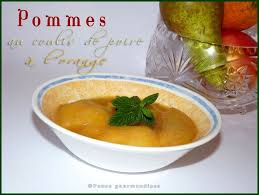 cuisine rapide thermomix pommes au coulis de poire à l orange thermomix pause gourmandises