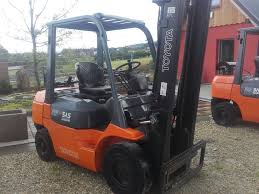 100 Nissan Lift Trucks TOYOTA 027FG25 Z LPG Duplex As Forklifts For Sale Lift
