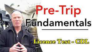 100 Carolina Trucking Academy How To Pass A CDL PreTrip Inspection Test YouTube