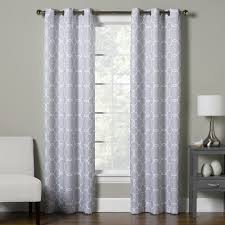 Kohls Kitchen Window Curtains by Big One 2 Pack Trellis Window Curtain