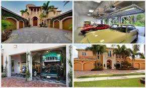 Images Large Homes by Ft Lauderdale Homes With Large Garages For Cars And Other Vehicles