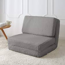 Urban Shop NK656732 Long Hair Convertible Flip Chair Adult Grey 10 Best Flip Chairs Or Folding Mattrses In 2019 For Comfortable Perry Queen Size Comfort Sleeper Sofa By American Leather At Baers Fniture Single Bed Chair Visual Hunt Kala High Back Chair With Oak Leg Base Skl1g Cnection Drake Faux Suede Pullout Ottoman Cement Reviews Fold Out Pull And Convertible Models Circle Convertable Porter Upholstery Lounger Leah Full Sleep Harmony Memory Foam Jarreau Chaise Ashley Homestore