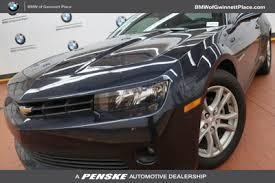 2014 Used Chevrolet Camaro 2dr Coupe LT w 1LT at BMW of Gwinnett