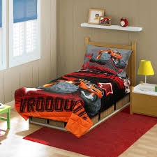 bedding set amazing christmas toddler bedding blaze and monster