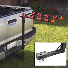 Best Bike Rack 4 Bicycle Hitch Mount Carrier Car Truck Auto 4 Bikes ...