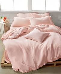 Calvin Klein Modern Cotton Julian Pink Duvet Covers Bedding