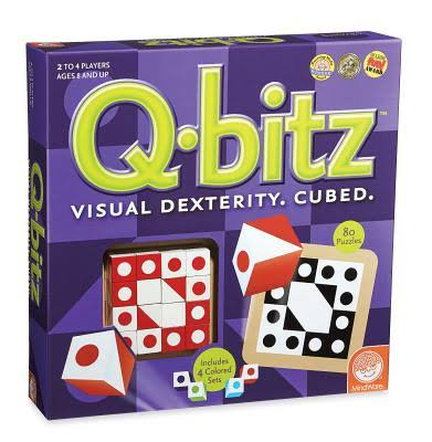 Q-bitz Visual Dexterity Game