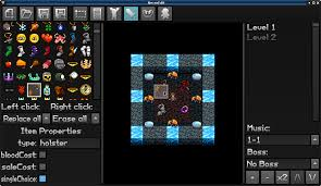 Tiled Map Editor Github by Github Marukyu Necroedit External Level Editor For Crypt Of The