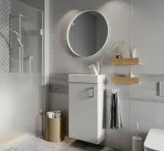 waschbeckenschrank diplodok mit waschbecken modern