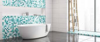 mosaikfliesen wohnideen für badezimmer und küche