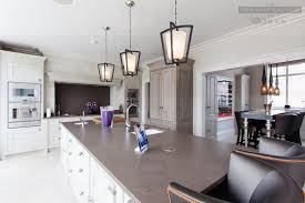 100 Vicarage Designs Luxury Classical Kitchen In Grade II Listed Georgian Home Pendant