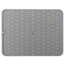 Rubbermaid Sink Mats Red by Shop Dish Racks U0026 Trays At Lowes Com