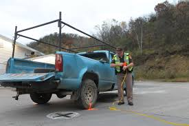 Truck Goes Airborne In Gas Station Lot After Being Struck In ...