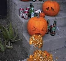 Creepy Clown Pumpkin Stencils by 10 Wildly Inappropriate Halloween Pumpkin Carvings