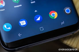 How to customize the Galaxy S8 navigation bar and home button