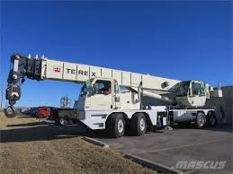 100 Trucks For Sale In Oklahoma Terex T780 For Sale Tulsa Year 2013 Used