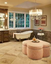 Chandelier Over Bathtub Code 25 sparkling ways of adding a chandelier to your dream bathroom