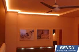 20m led stuckleisten lichtprofil indirektes licht decke